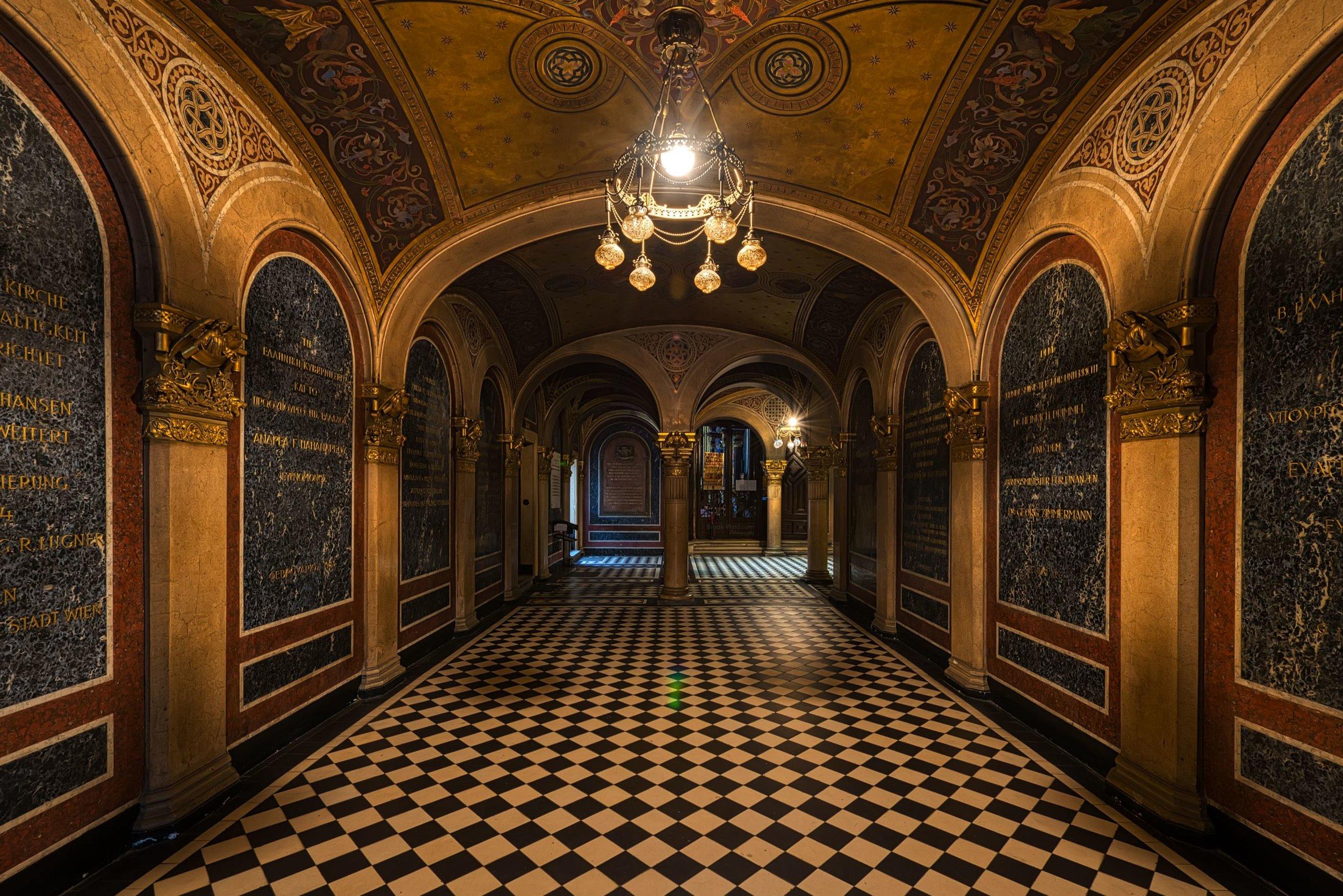 Greek Orthodox Church - Vienna Austria