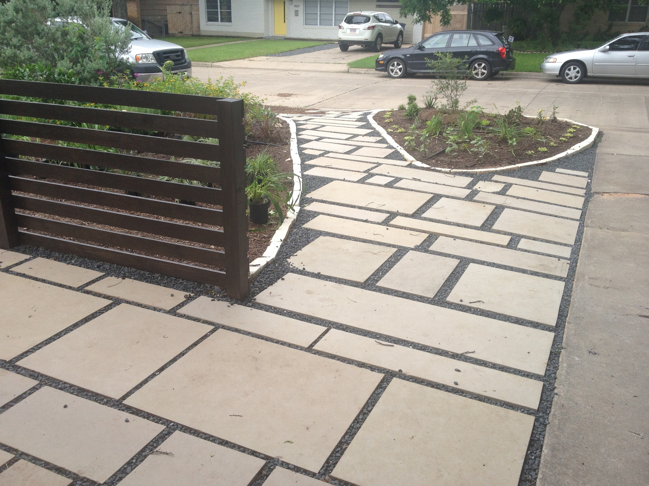 Lueder Path and Patio