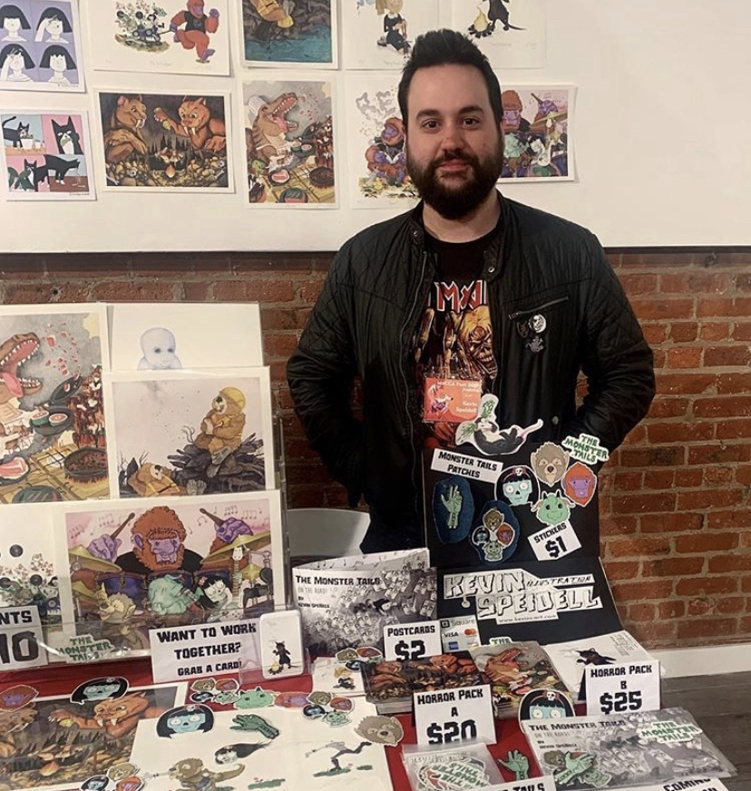 MoccaFest 2019, Thanks so much to the Society of Illustrators for having me!