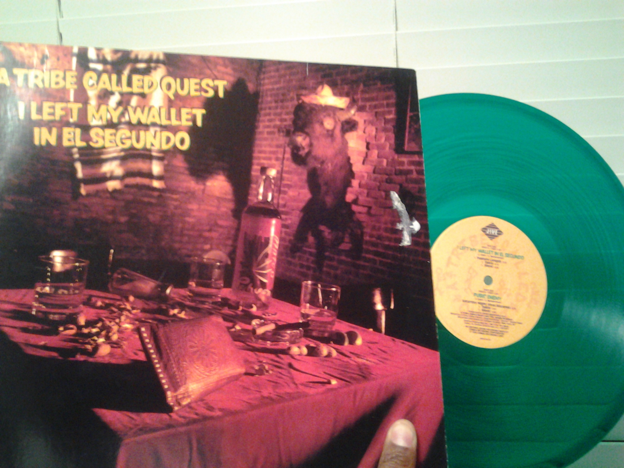 A Tribe Called Quest...their first single.