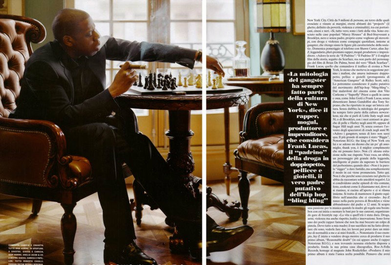 Jay Z is not at the top of the world by accident. He is a chess player.