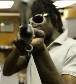 When keeping it real goes wrong: Rapper Chief Keef did time for being on probation and getting on video to pop off with guns at the range for the media.