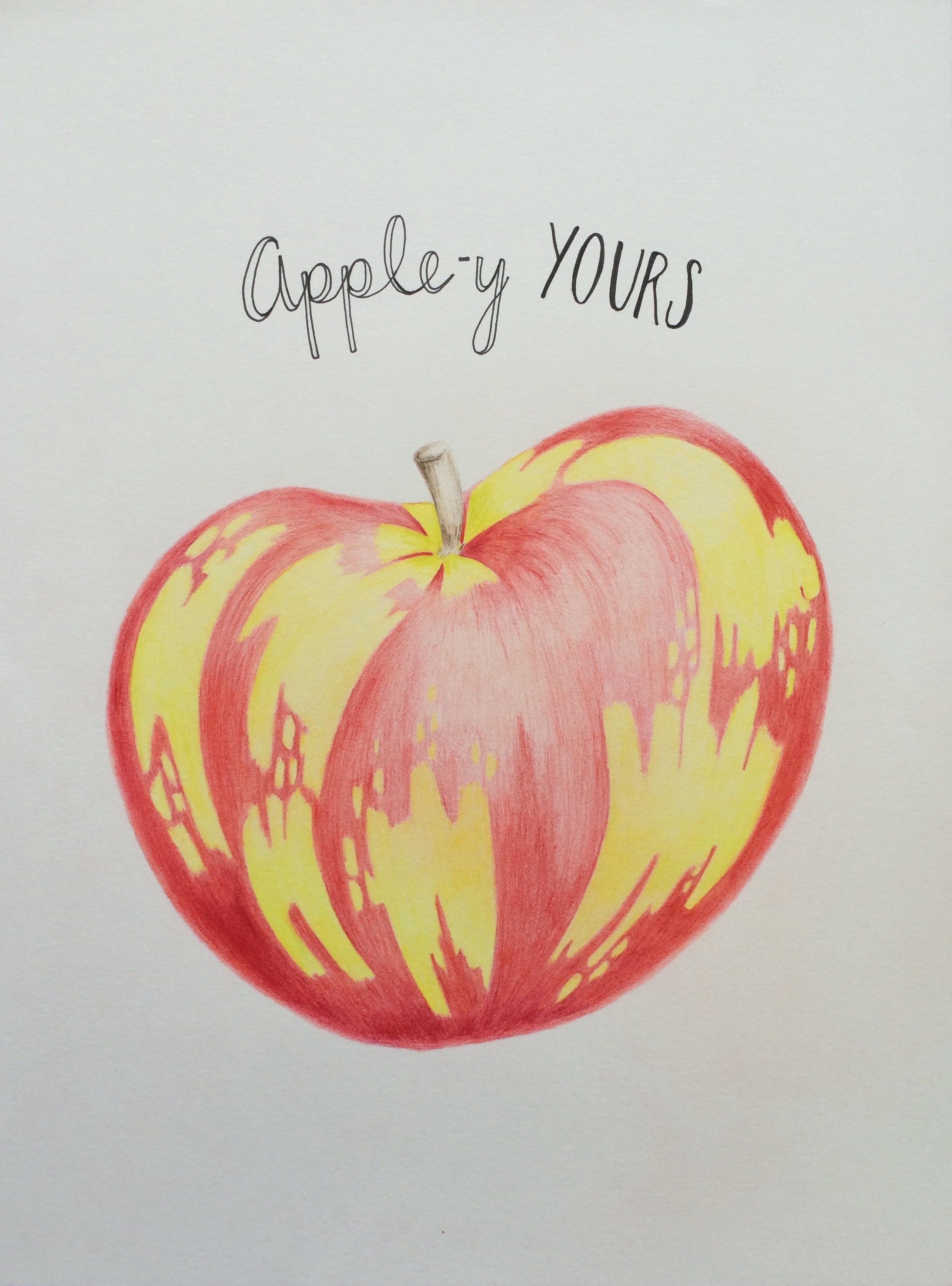Apple-y Yours