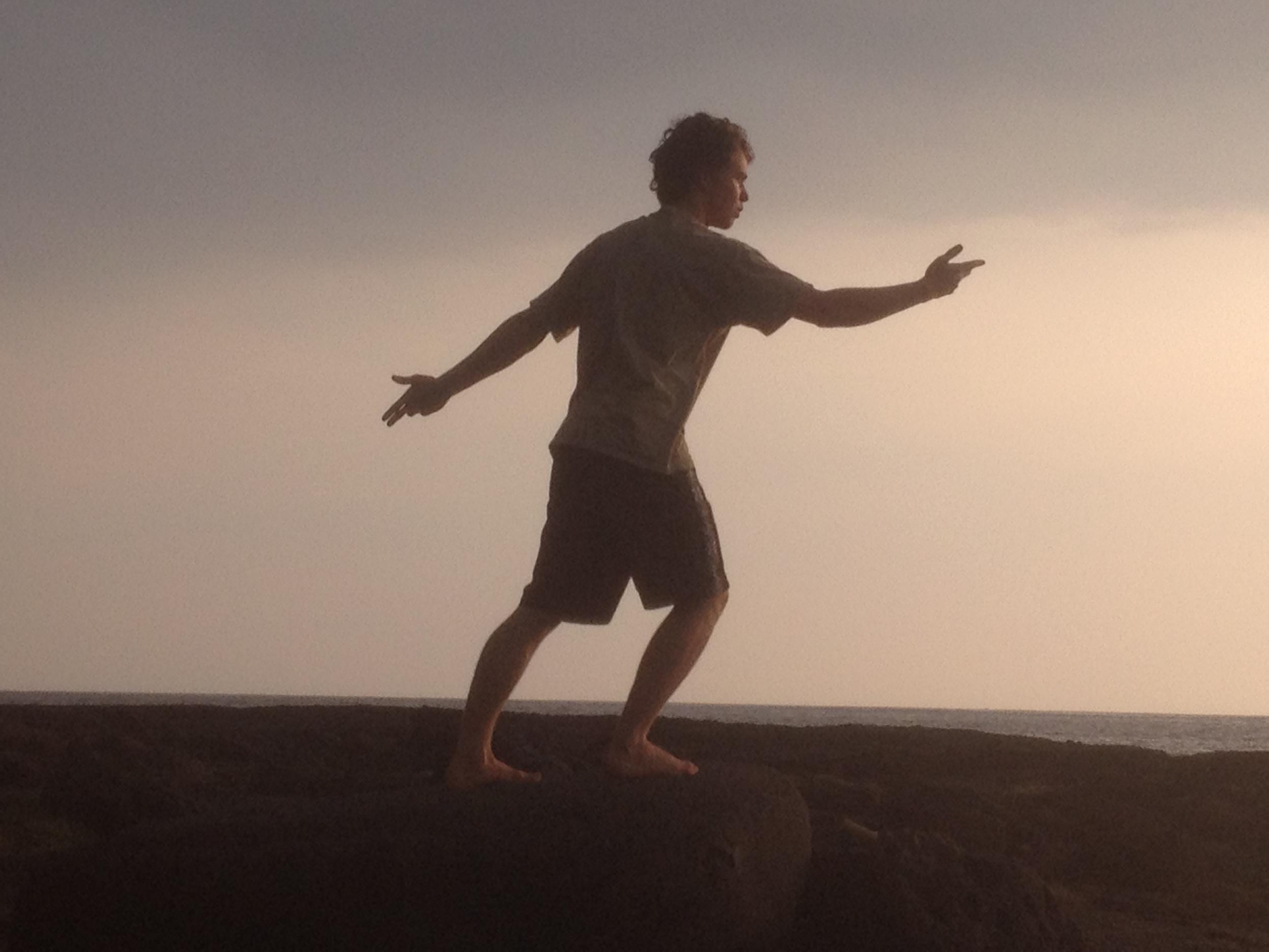 Zen Powers, Ka'alele Au, Flying, Bliss