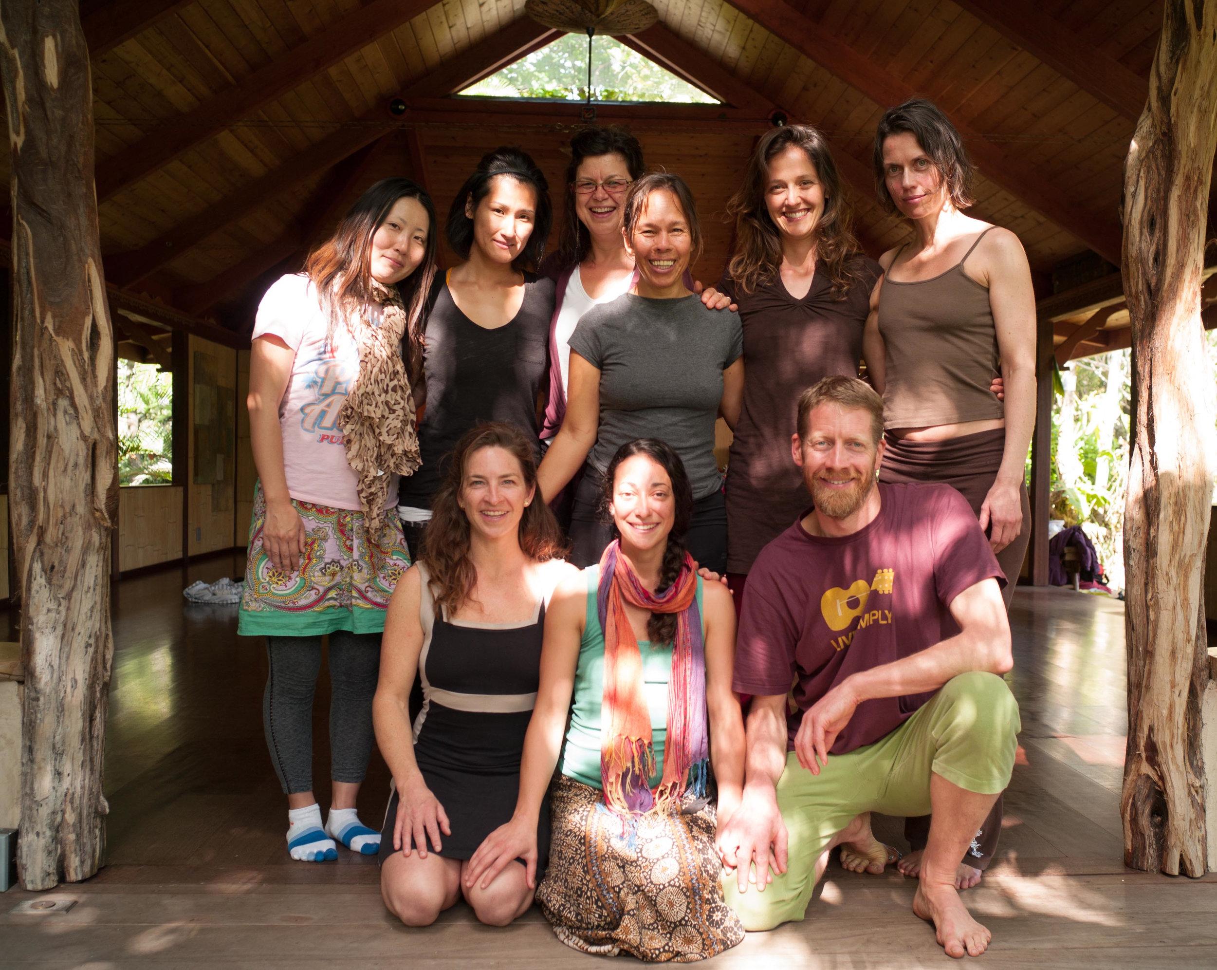 Kipahulu Group 2012.jpg