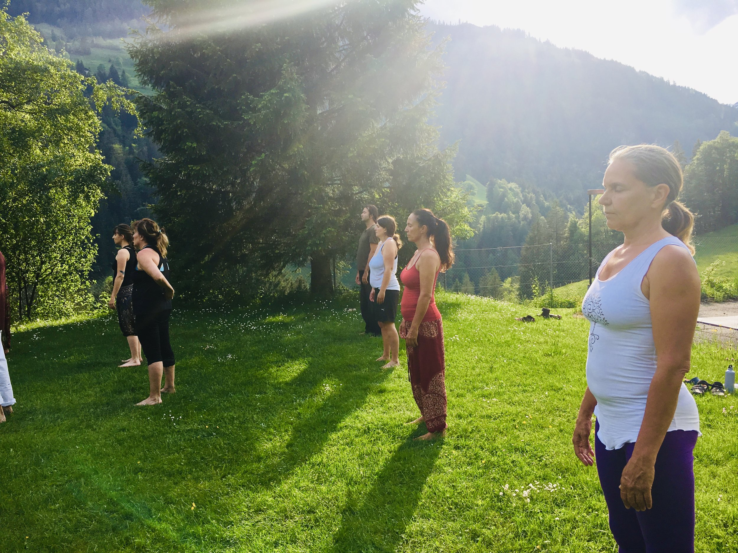 Timeless days of Discovery, Movement Meditation, Quantum Expansion & Ancient Bodywork with Jody Mountain.