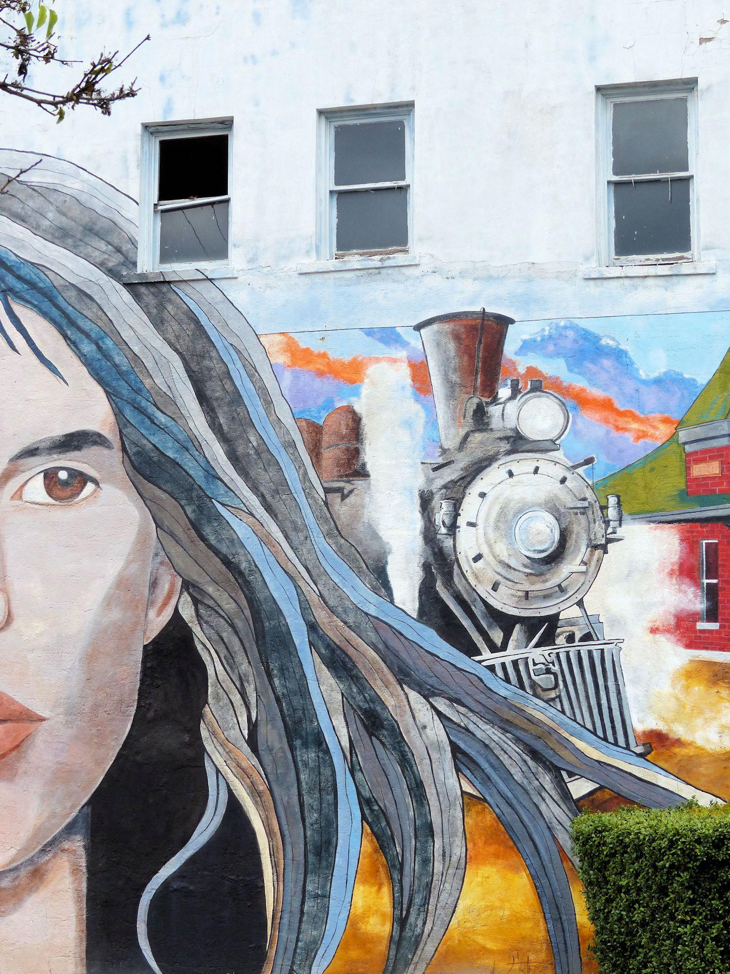 Lufkin wall art
