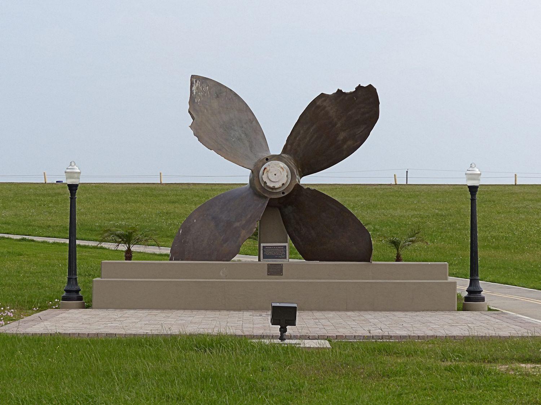 Memorial at Anchor Park
