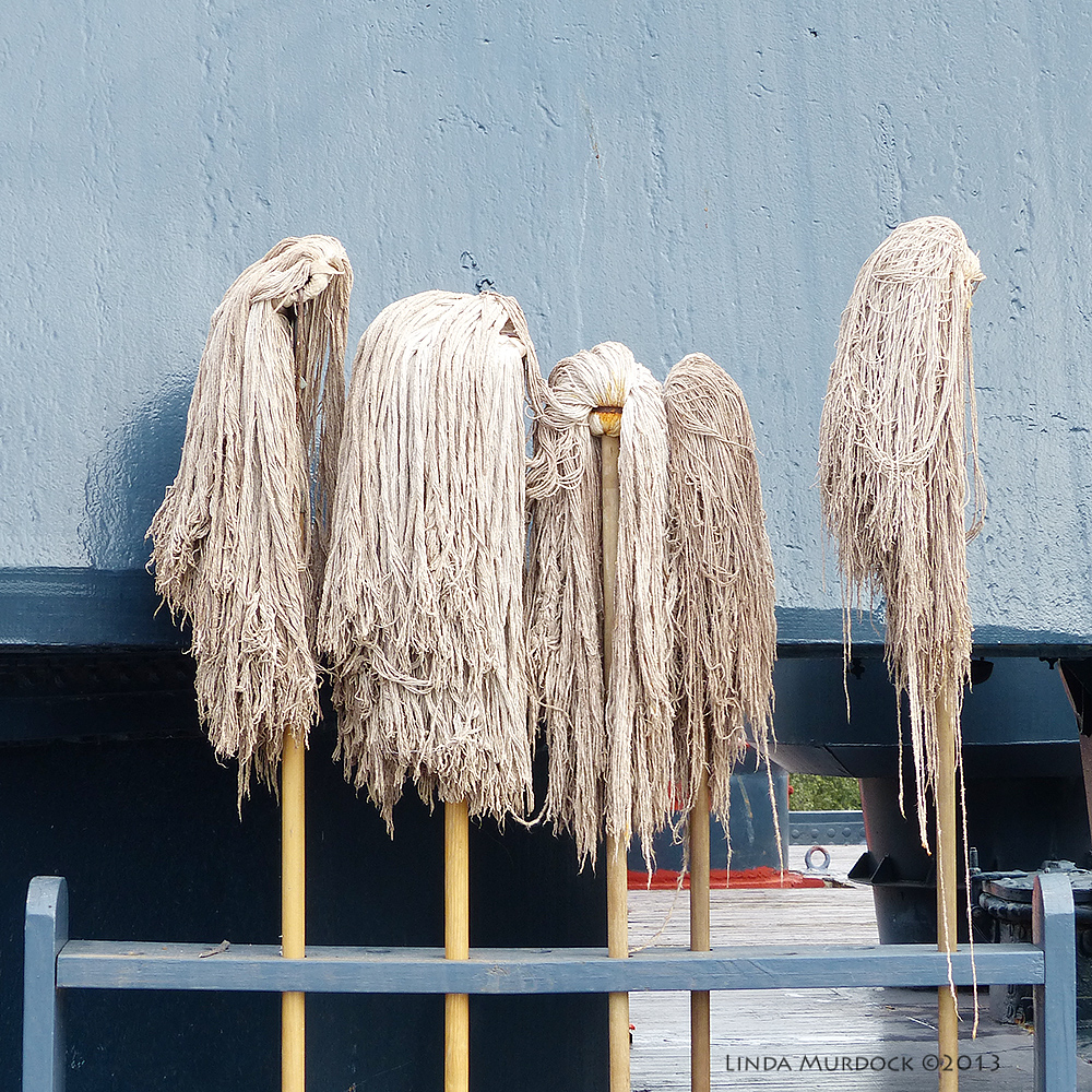 Mops and more mops
