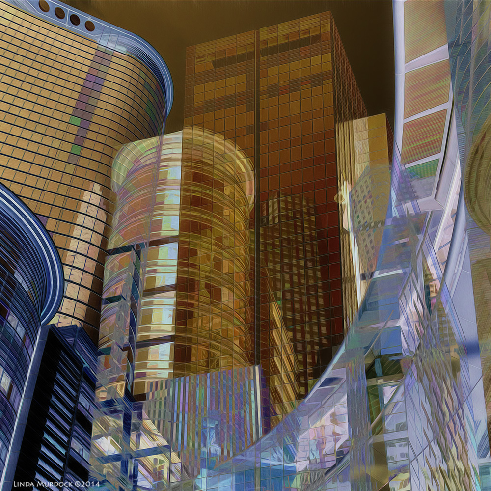 What if Houston was the setting for ... Blade Runner?