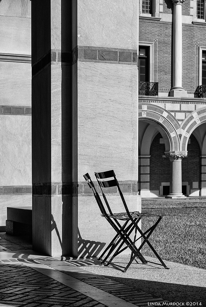 Forgotten chairs    Sony A77 II with DT 16-50mm 1/1250sec. f/5.6 ISO 200