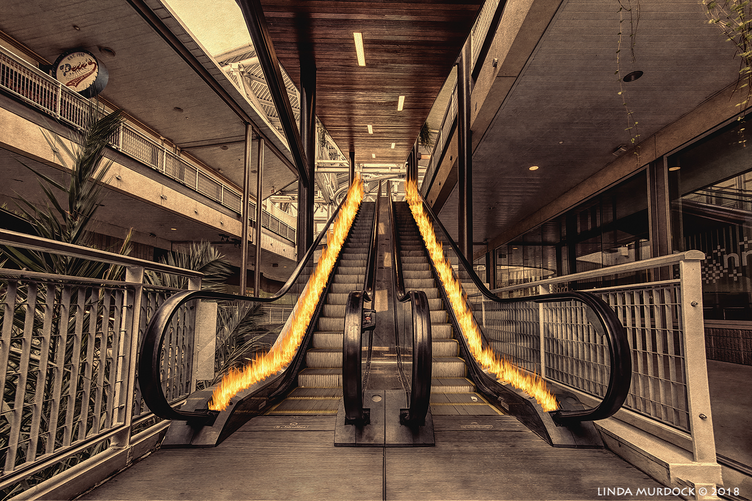 Stairway to ....