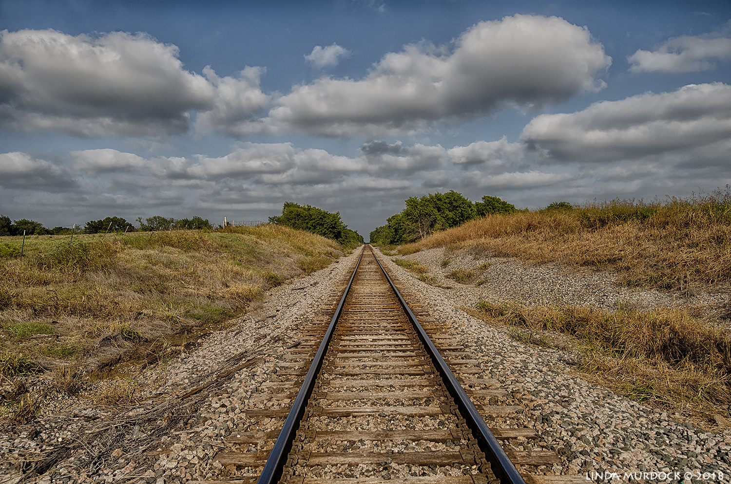 Well the pistons keep on turning  And the wheels go round and round  The steel rails are cold and hard  For the miles that they go down   Nikon D810 with Tamron 15-30 f/2.8 ~ ISO 200 f/6.3 at 29mm HDR; hand-held