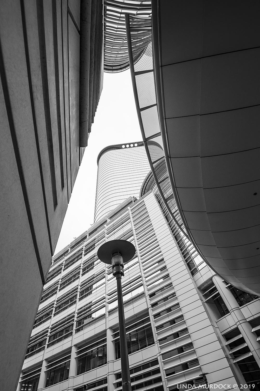 Downtown Houston near the infamous ex-Enron building Nikon D850 with Tamron 15-30 f/2.8 ~ 1/800 f/6.3 ISO 640