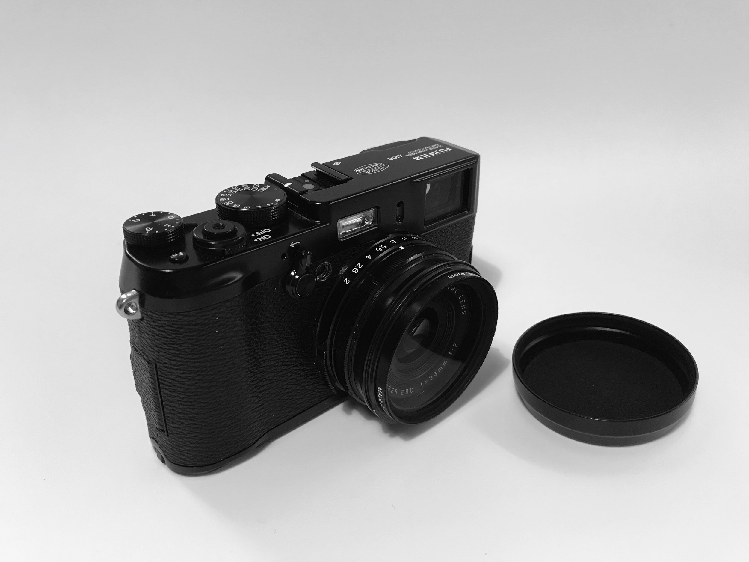 Happy birthday Fujifilm x100 — Made on Water