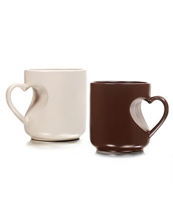 Heart Shaped Mug