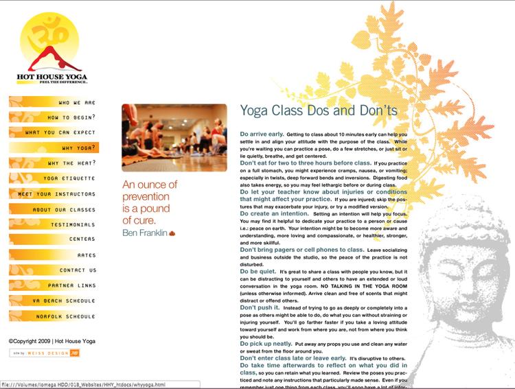hot house yoga_do'sdon'ts.png