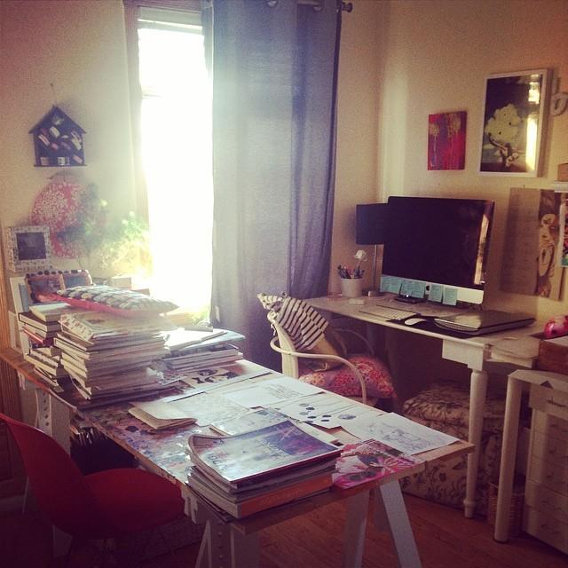 New Studio Set up