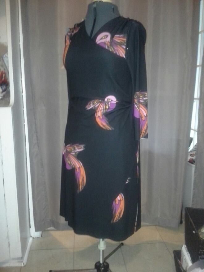 Dress is being made by amazing Itsje Rowson.