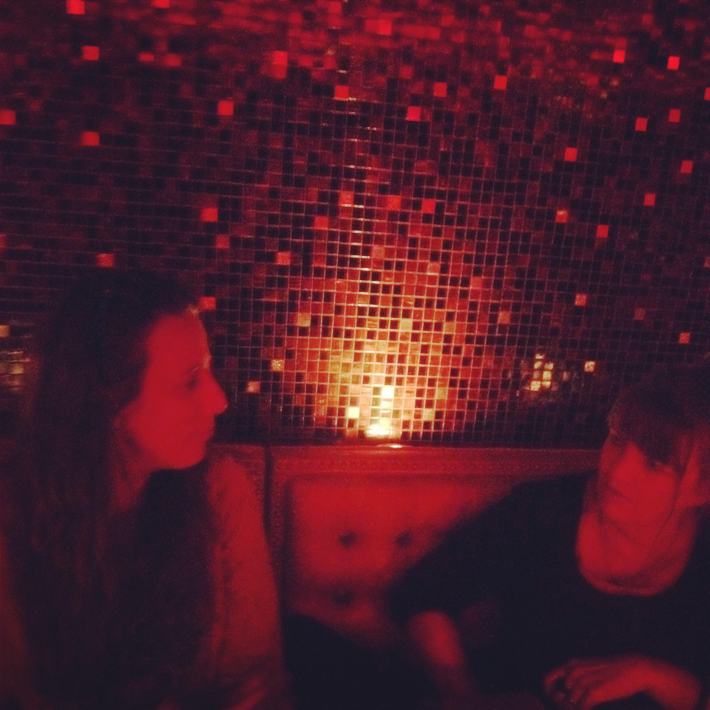 Cool Jazz/Swing lounge Club theater district. Katy Tanis & Karma Voce ( I Love This Place)
