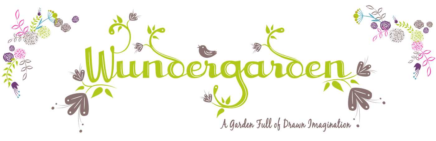 I'm part of a children's book agency called  wundergarden.