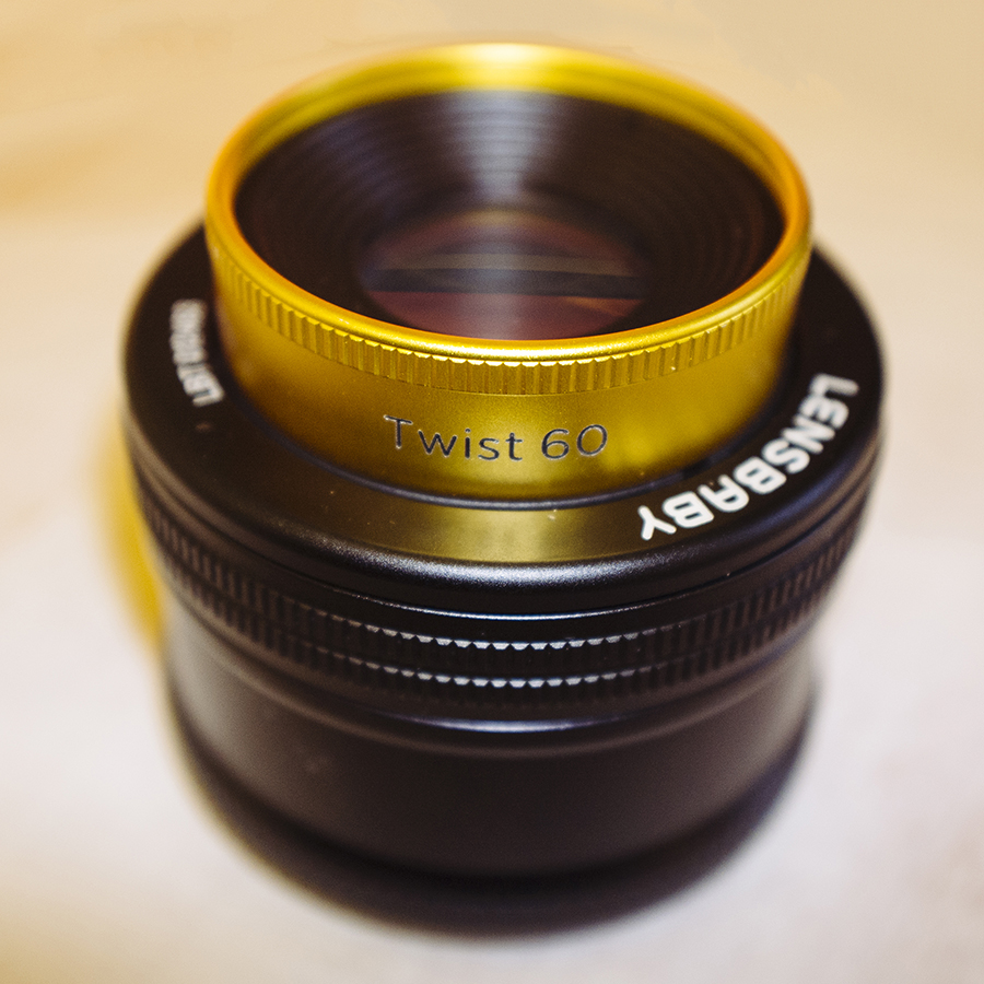 Lensbaby Twist 60 - Nikon Mount