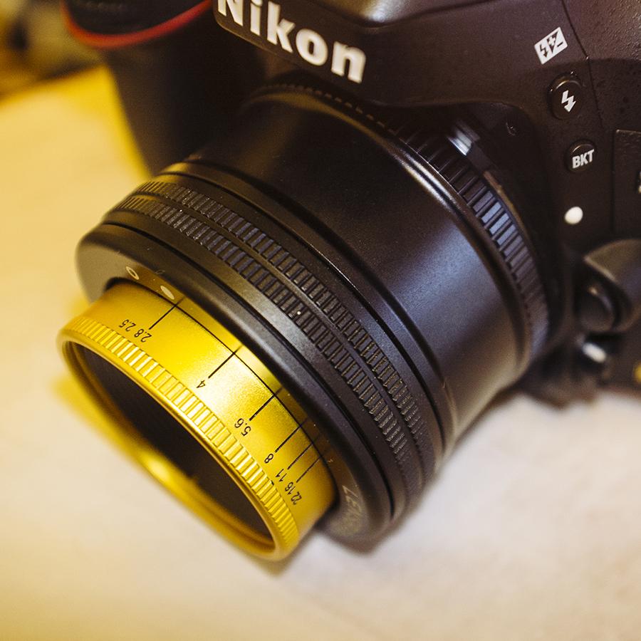 Twist 60 on my Nikon d600