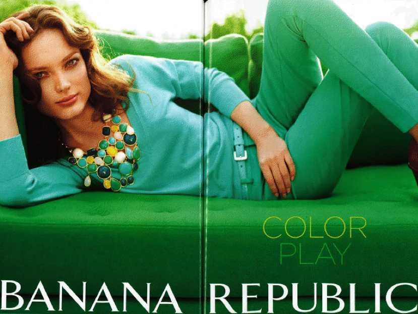 In 2013 the Pantone Colour Institute had predicted emerald green to be that years big colour. They had probably never been so right either as the colour was everywhere.Image from InStyle Magazine in April 2013.