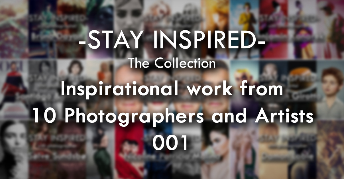 Photography: How to Stay Inspired
