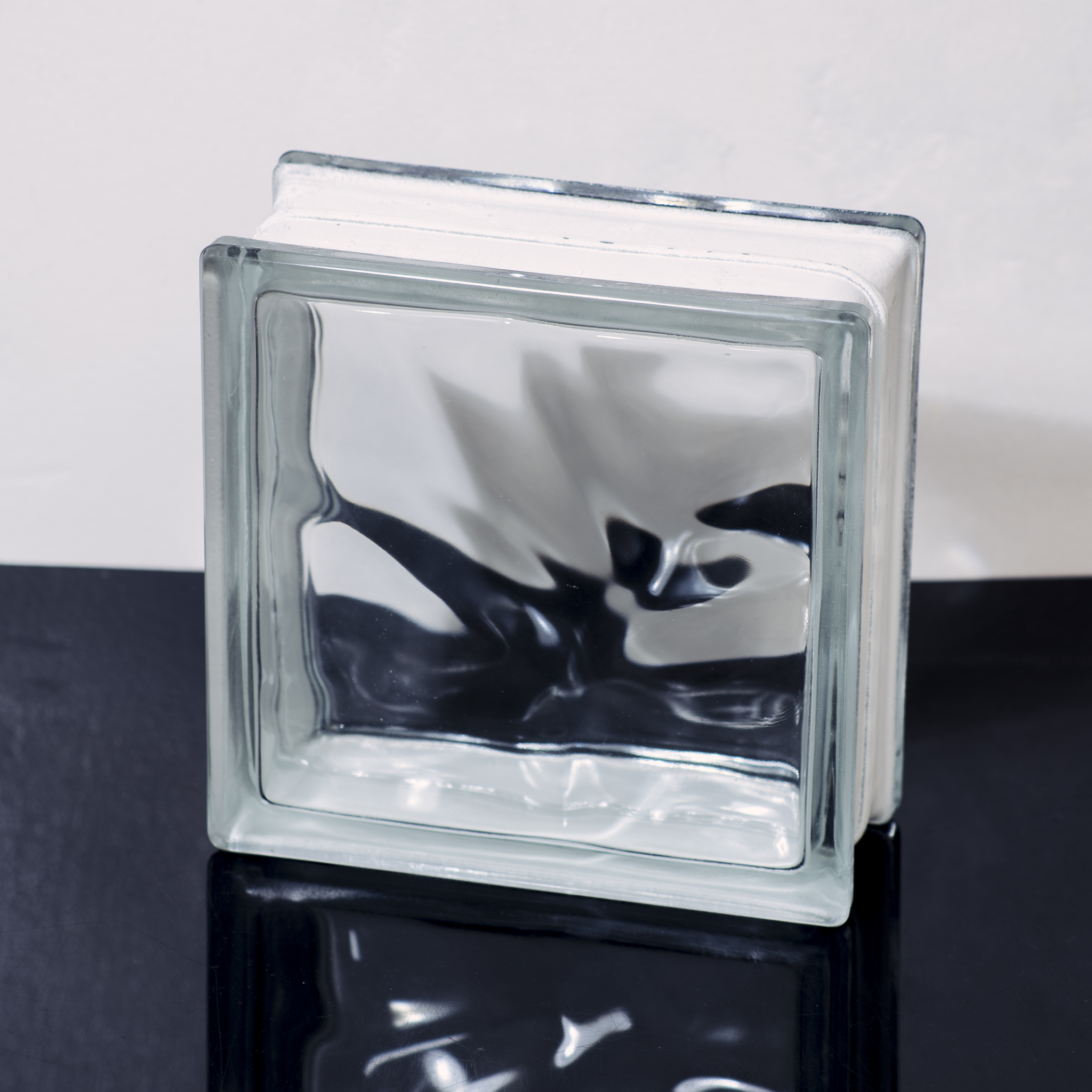 Glass blocks - You can get as many of these as you need but individually they're 19x19cm in size and surprisingly heavy.