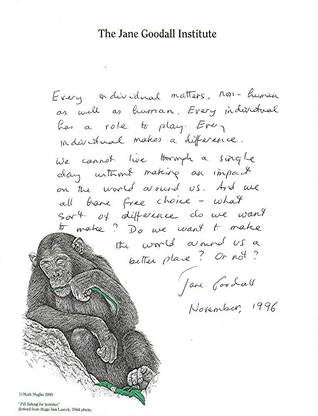 Goodall Jane, First Book.jpg