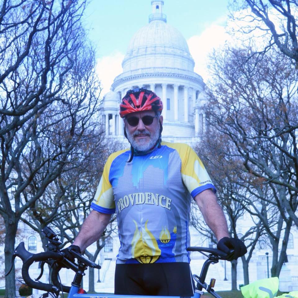 "Community Across America - In the fall of 2017, Lorne completed a solo bicycle ride from Seattle to Providence on his ""Community Across America"" tour to learn from what others were doing to improve their community and to raise funds to support community in Providence.Click here to visit the Facebook page"