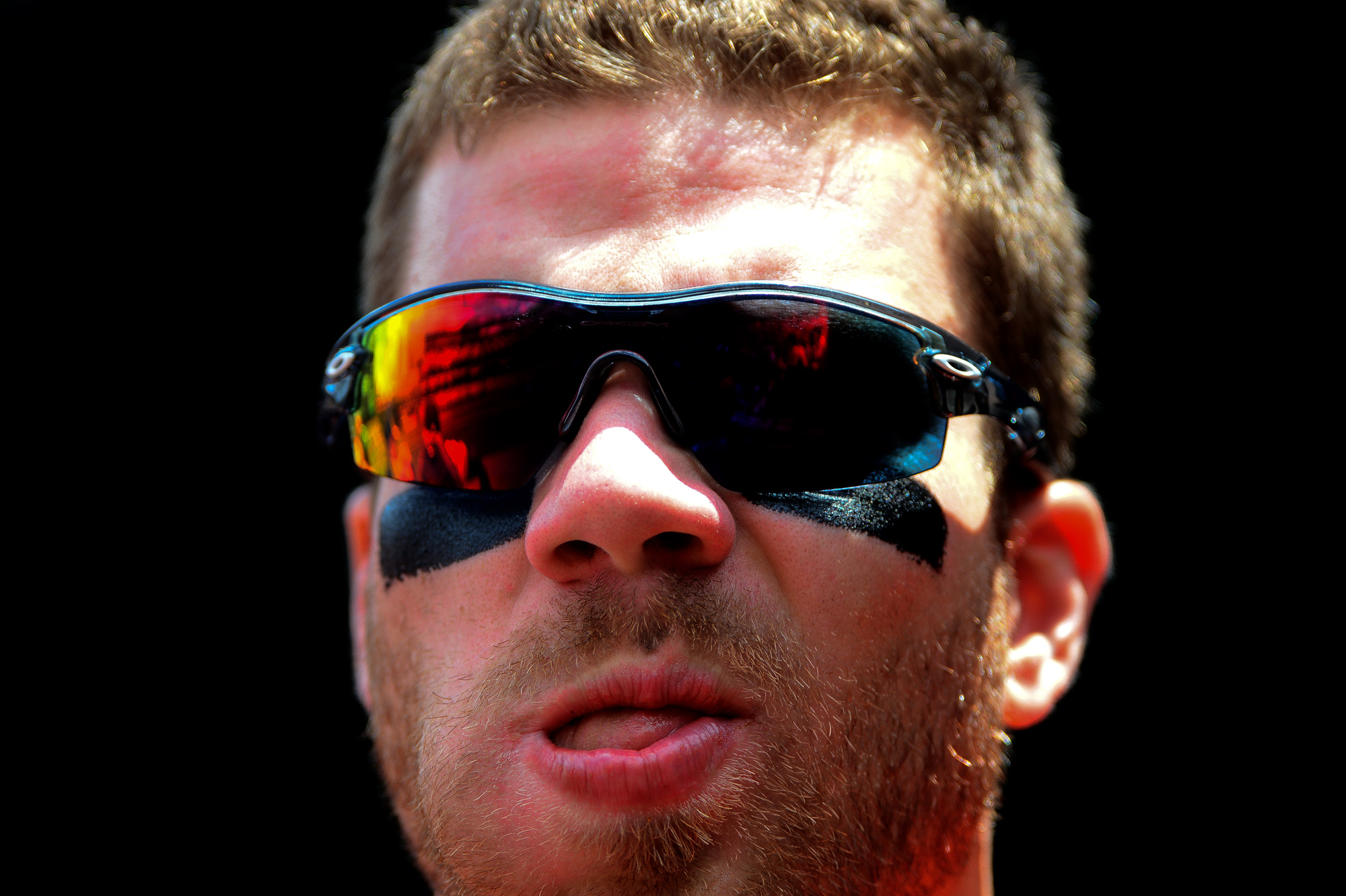 Chris Davis of the Baltimore Orioles prepares for an at bat on May 24, 2014 at Oriole Park at Camden Yards in Baltimore, Maryland.