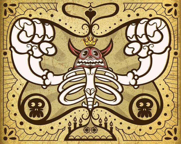 Chogrin-Toro-Rojo-Luchador-.jpg
