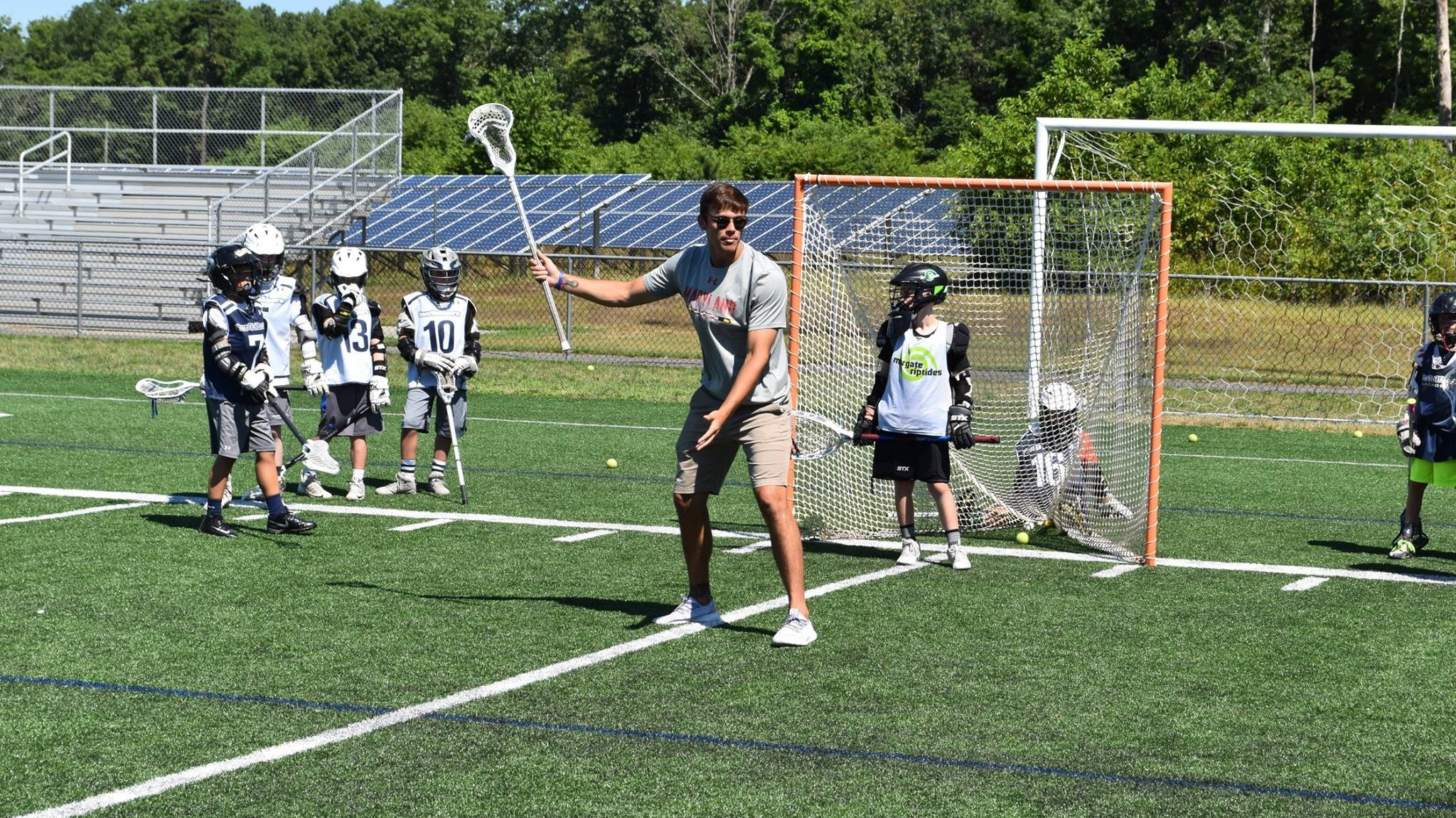 BRYCE YOUNG ('14) - Assistant Coach / Defensive CoachUniversity of Maryland '18PLL | WhipSnakes
