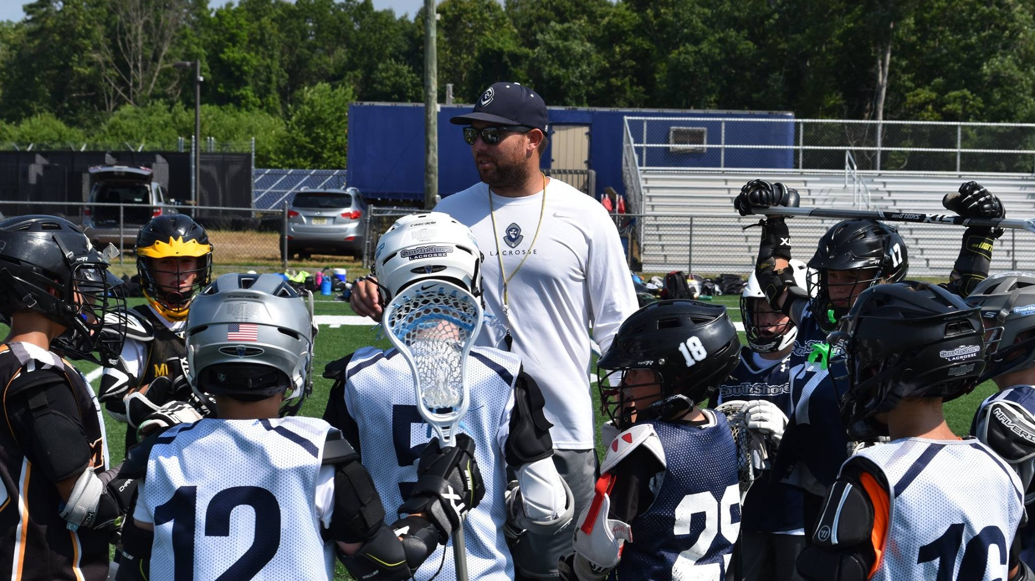 CHAD FLEXON ('03) - Assistant Coach | 12th YearKings College '07