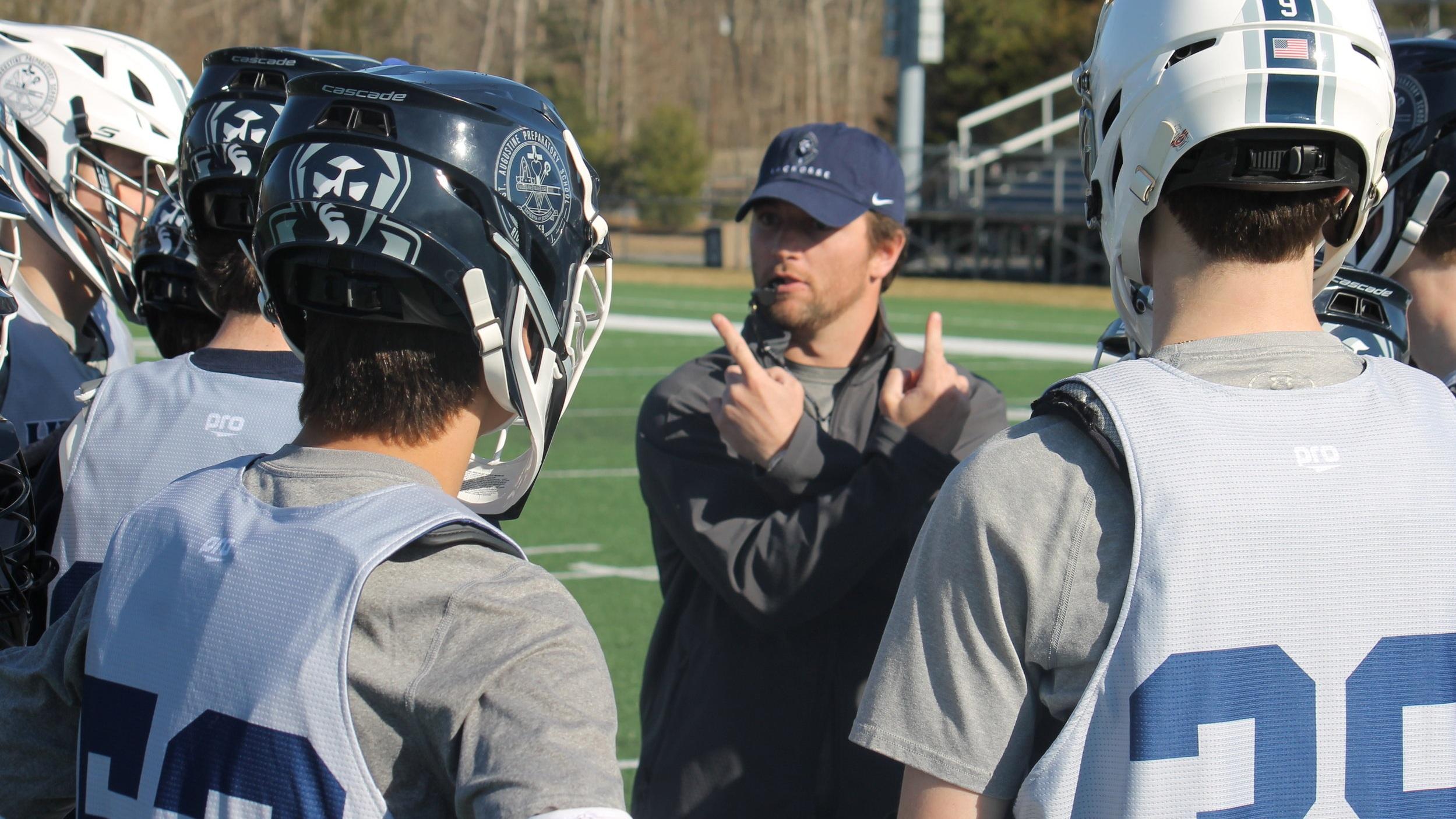 MIKE MCMENAMIN ('11) - Head JV CoachWagner University '17