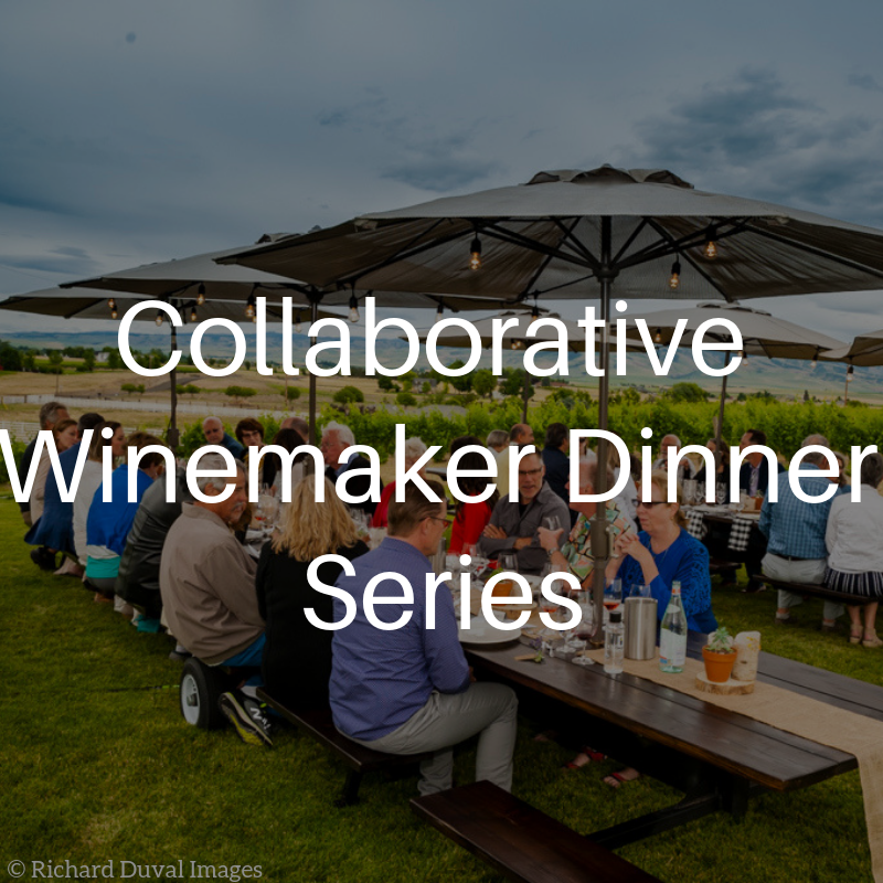 Copy of Collaborative Winemaker Dinner Series