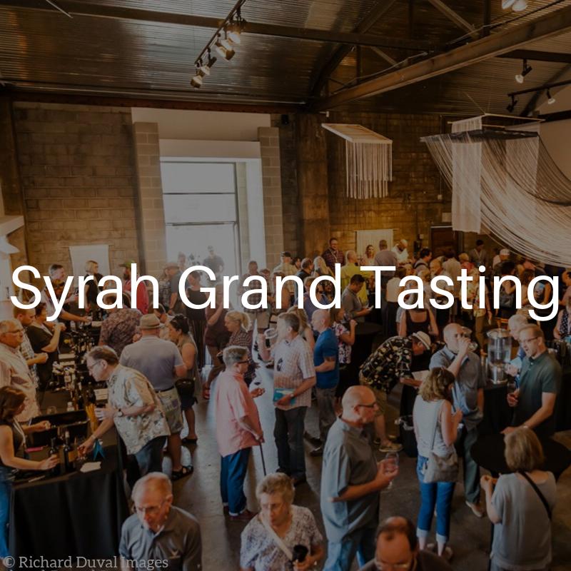 Syrah Grand Tasting