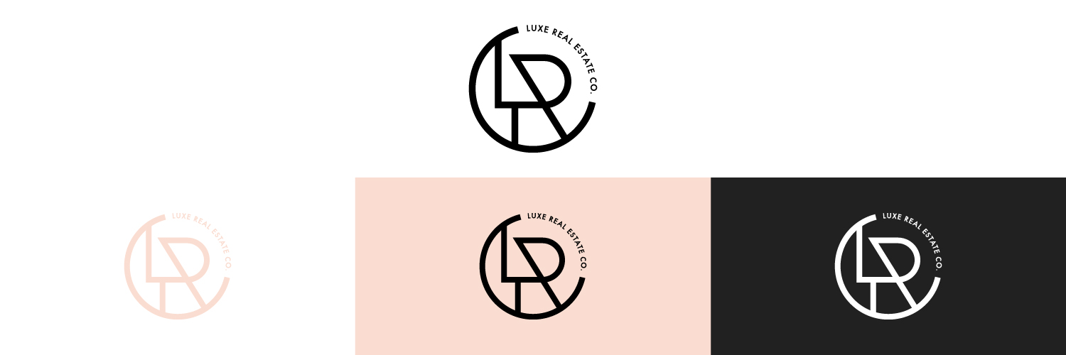 Luxe Real Estate Co. Icon Variant