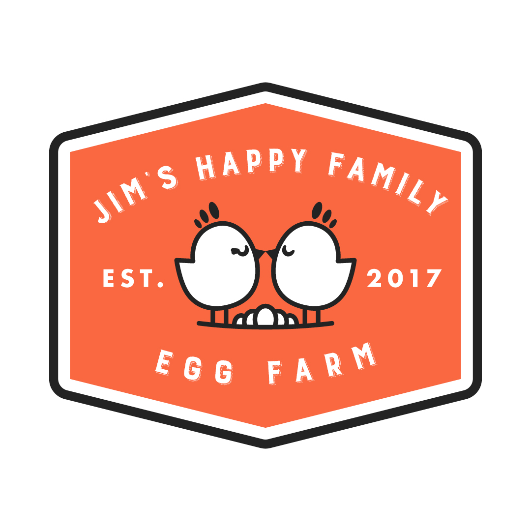 Jim's Happy Family Egg Farm