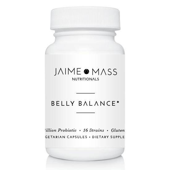 Jaime Mass Nutritionals Belly Balance