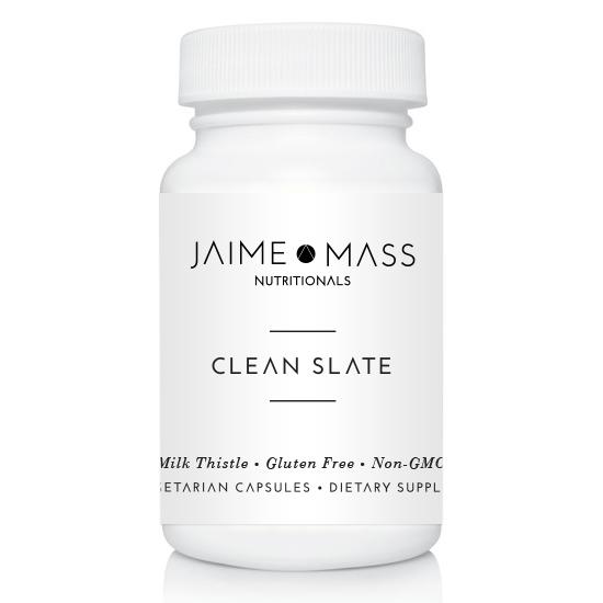Jaime Mass Nutritionals Clean Slate