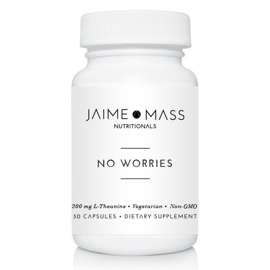 Jaime Mass Nutritionals No Worries