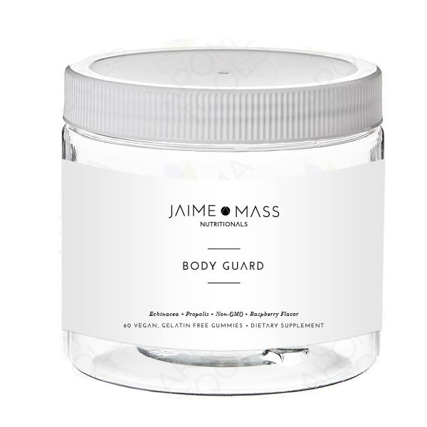 Jaime Mass Nutritionals Body Guard