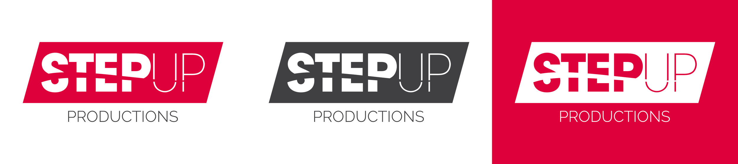 step up productions logo