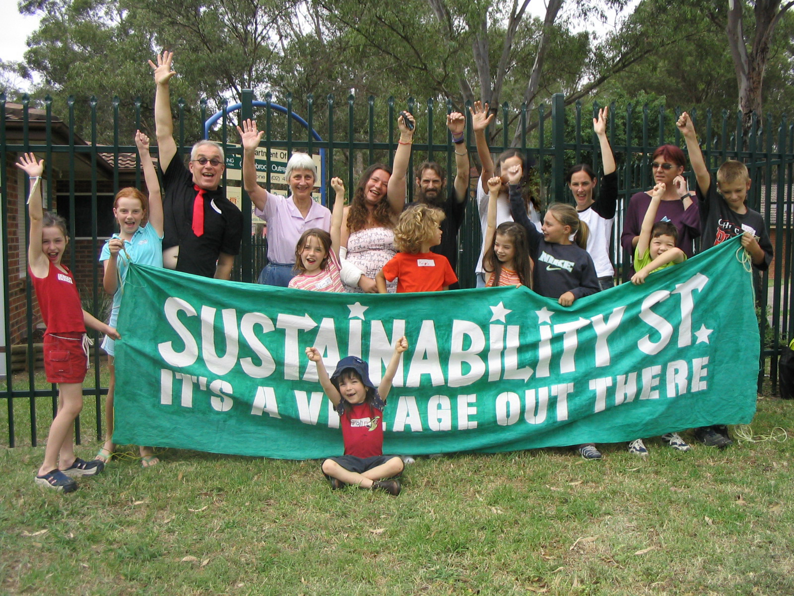 A Sustainability Street community
