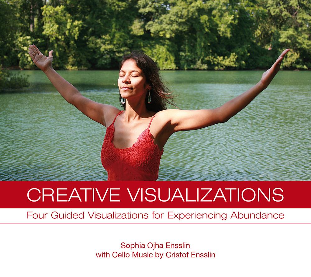 Guided Creative Visualization Meditations CD