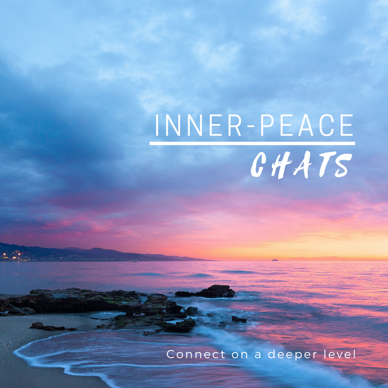 Break Karmic Patterns With Inner-Peace Chats with Sophia