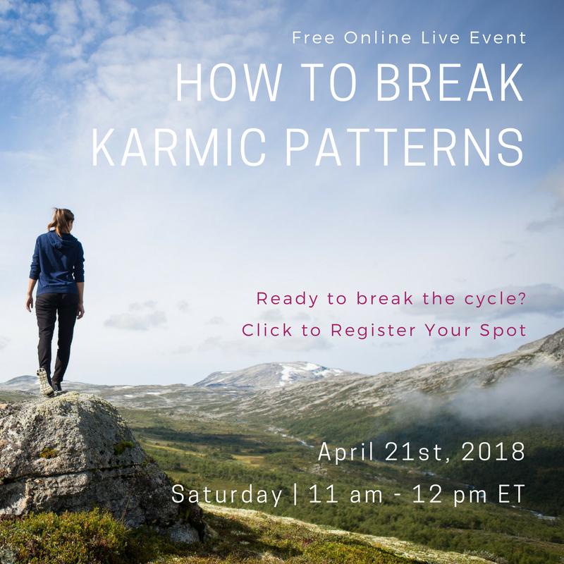 Karmic Patterns Law of Karma
